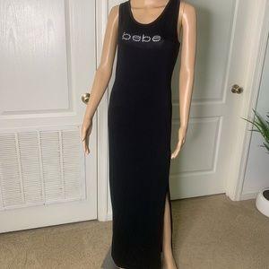 Bebe long dress